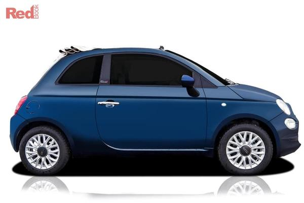 Fiat 500C Pop 500C Series 6 Pop manual convertible from $23,950 drive away