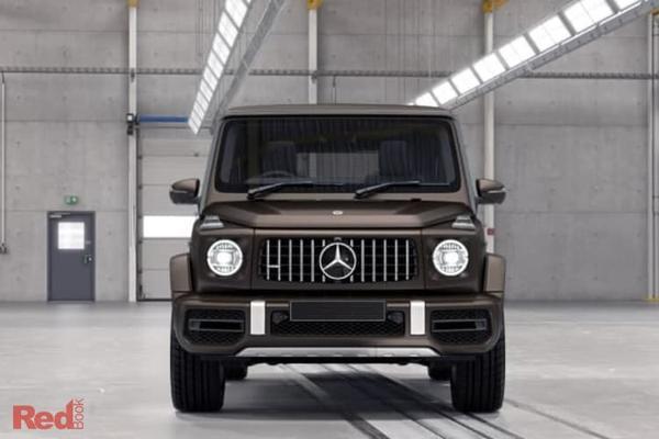 Mercedes-Benz G63 AMG Mercedes-Benz passenger cars - Finance Offer available