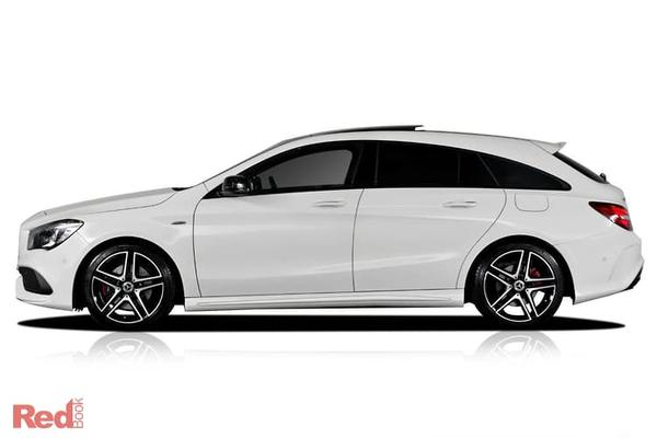Mercedes-Benz CLA250 Sport Mercedes-Benz passenger cars - Finance Offer available