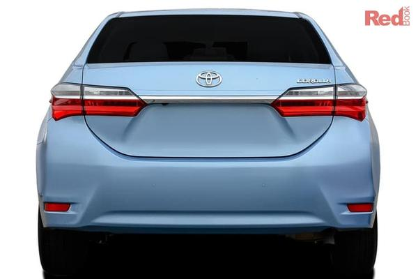 Toyota Corolla Ascent Corolla Sedan Ascent petrol auto CVT from $22,990 drive away