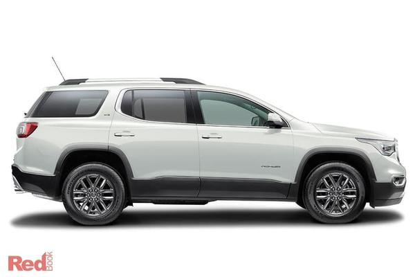 Holden Acadia LTZ Acadia LTZ AWD auto from $58,990 drive away
