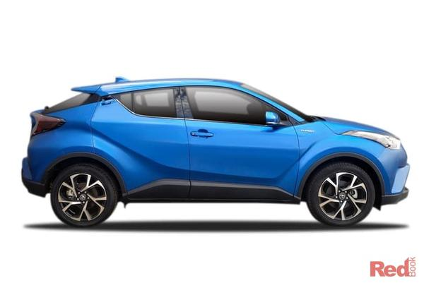Toyota C-HR Koba C-HR Koba 2WD petrol auto CVT from $36,490 drive away including Metallic Paint, Finance Offer available