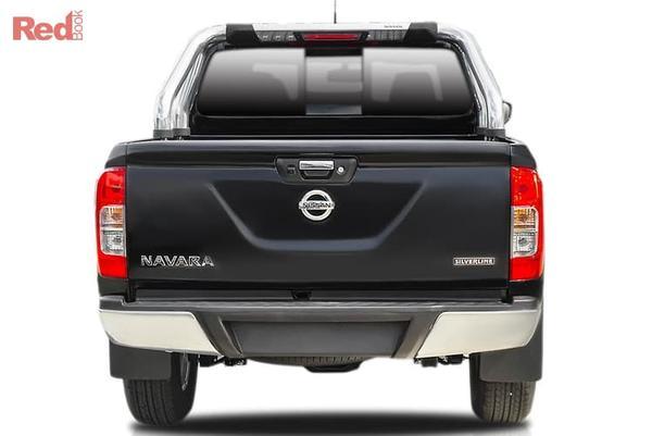 Nissan Navara Silverline Navara Silverline 4x4 Dual Cab manual - Finance Offer available