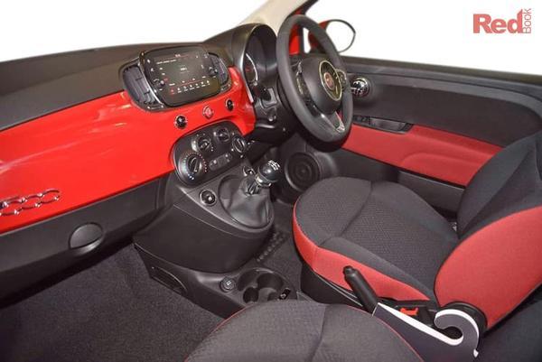Fiat 500 Pop 500 Series 6 Pop manual hatch from $19,950 drive away