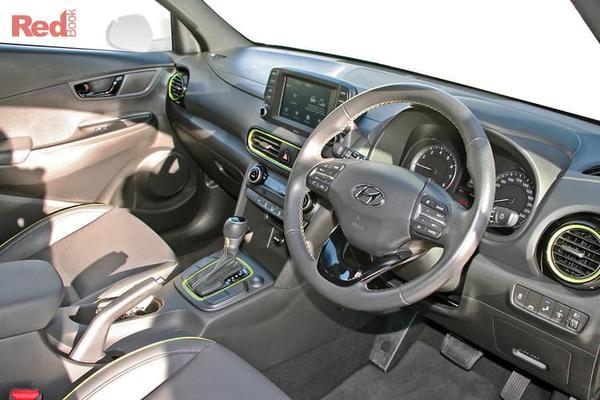 Hyundai Kona Elite Selected Kona models - $1000 Factory Bonus