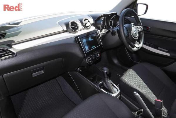 Suzuki Swift GL Navigator Swift GL Navigator auto hatch from $18,690 drive away
