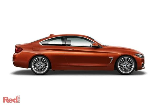 BMW 420i Luxury Edition