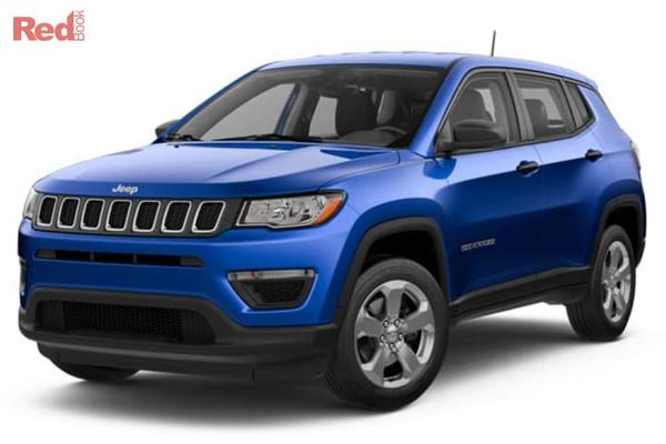 Jeep Compass Sport MY18 Compass Sport 4x2 manual from $28,950 drive away