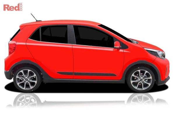 Kia Picanto X-Line Picanto X-Line manual from $17,790 drive away