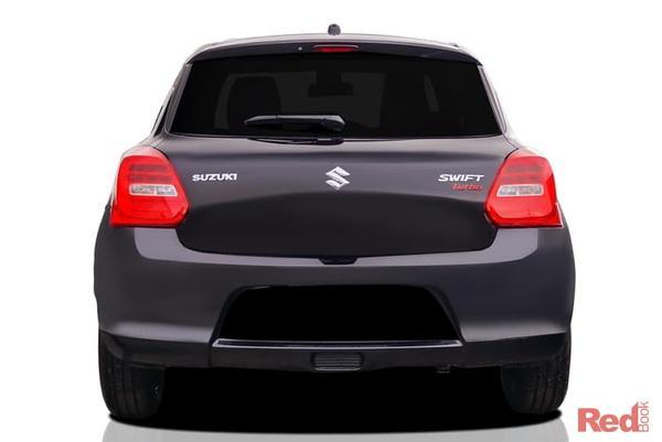 Suzuki Swift GLX Turbo