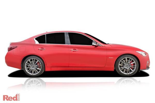 INFINITI Q50 Red Sport