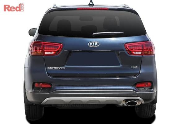 Kia Sorento SLi Sorento SLi diesel automatic from $53,490 drive away + 3 Years Free Scheduled Servicing, Finance Offer available + Free Entertainment Pack
