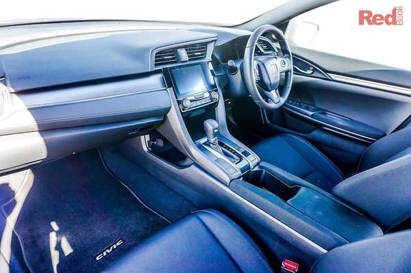 Honda Civic VTi MY19 Civic Sedan/Hatch VTi auto from $24,990 drive away with Exclusive Service Pack