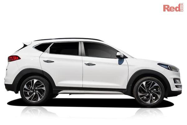 Hyundai Tucson Highlander Selected Hyundai models - 7 Year Warranty