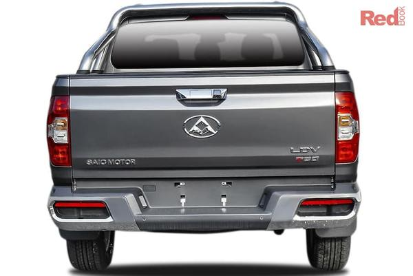 LDV T60 LUXE T60 Luxe Ute Dual Cab from $33,490 drive away (for ABN holders only)