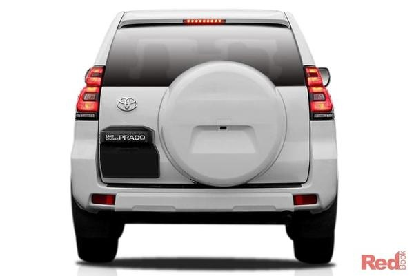 Toyota Landcruiser Prado GX