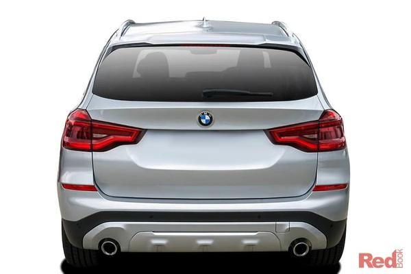 BMW X3 sDrive20i Selected BMW models - Finance Offer available