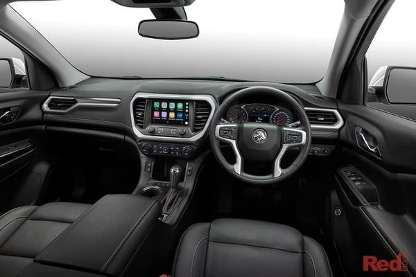 Holden Acadia LTZ