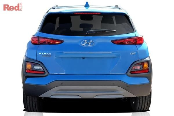 Hyundai Kona Highlander Selected Hyundai models - 7 Year Warranty