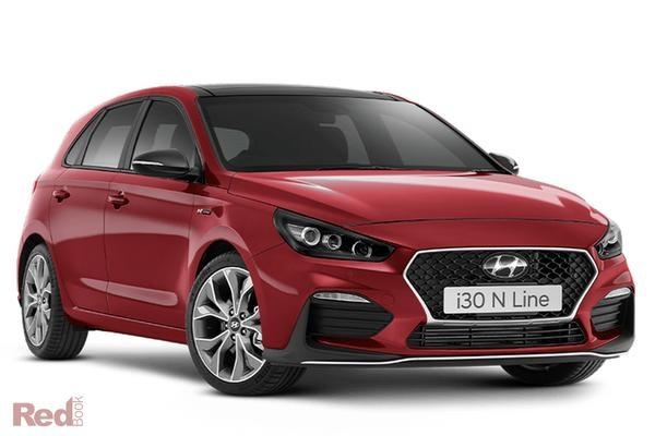 Hyundai i30 N Line Selected 2019 i30 models - $500 2019 Plate Bonus