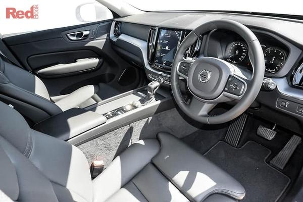 Volvo XC60 T5 XC60 T5 Momentum from $67,990 drive away, including metallic paint and Lifestyle Pack (Panoramic Sunroof, Rear Privacy Glass, Bright Décor Side Window Surrounds, Harmon Kardon Premium Sound System)