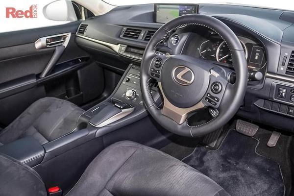 Lexus CT CT200h