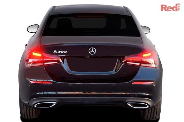 Mercedes-Benz A-Class A200 Selected demonstrator Mercedes-Benz passenger vehicles - Up to 3 years complimentary scheduled servicing when you finance with Mercedes-Benz Financial