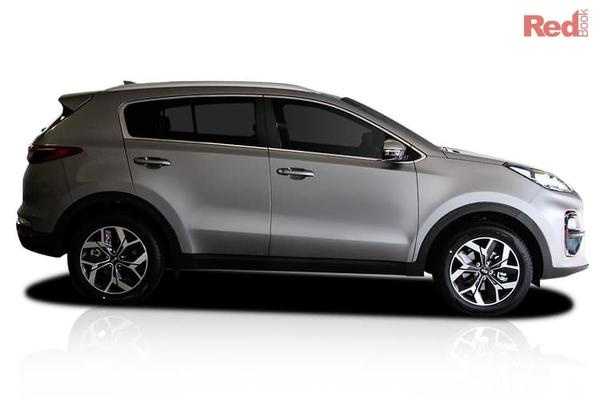 Kia Sportage SX Sportage SX petrol automatic from $32,490 drive away, Finance Offer available