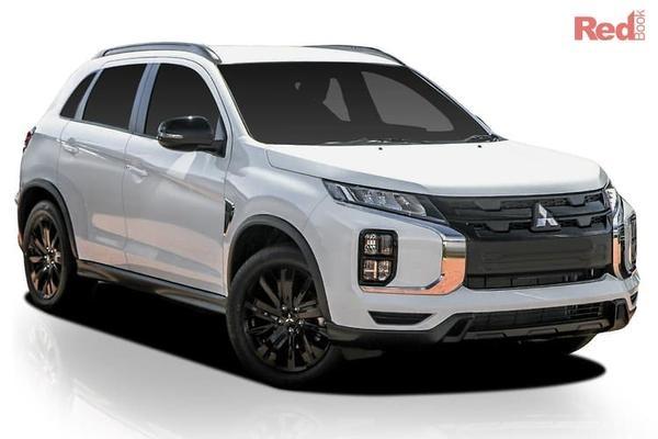 Mitsubishi ASX GSR