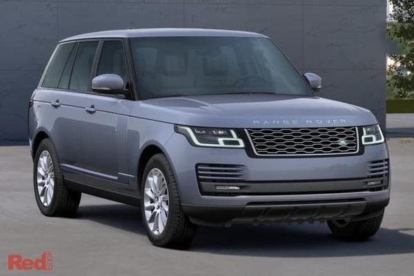 Land Rover Range Rover Si4 PHEV