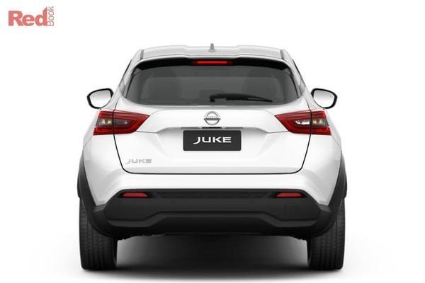 Nissan JUKE Ti