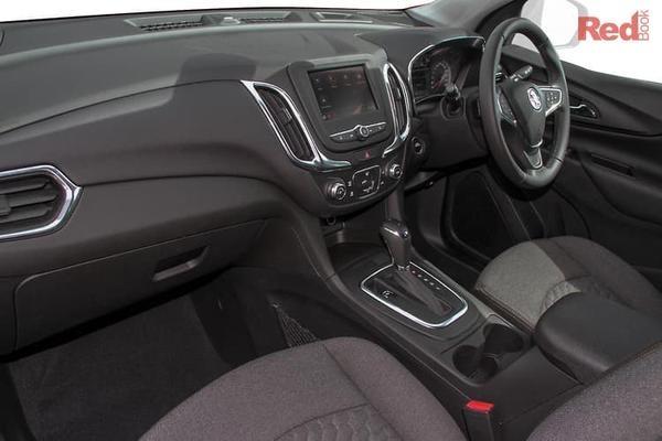 Holden Equinox Black Edition