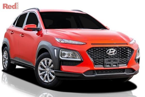 Hyundai Kona Go Selected Hyundai models - 7 Year Warranty