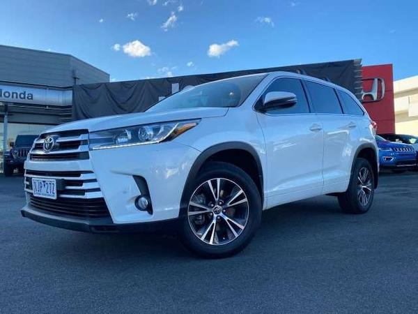 2017 toyota kluger gxl she says  he says review