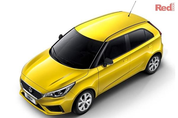 MG MG3 Core MG3 Core petrol auto from $15,990 drive away with $777 Cashback Bonus + MG Gift Pack