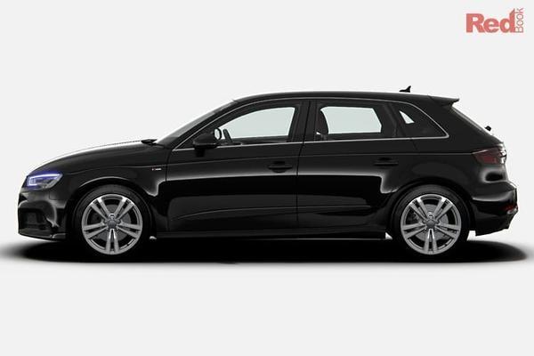 Audi A3 40 TFSI