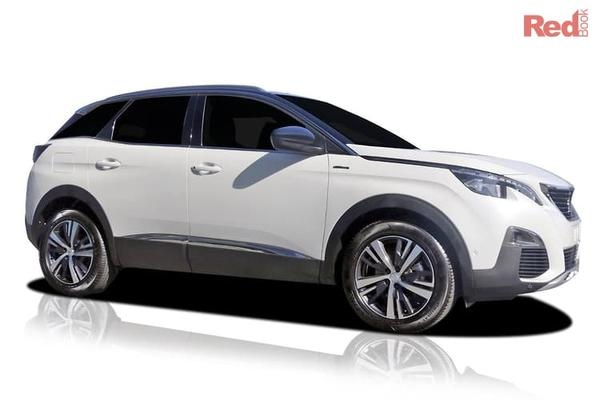 Peugeot 3008 GT Line MY19 3008 GT Line from $49,990 drive away