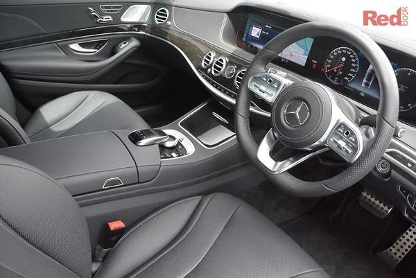 Mercedes-Benz S350 d
