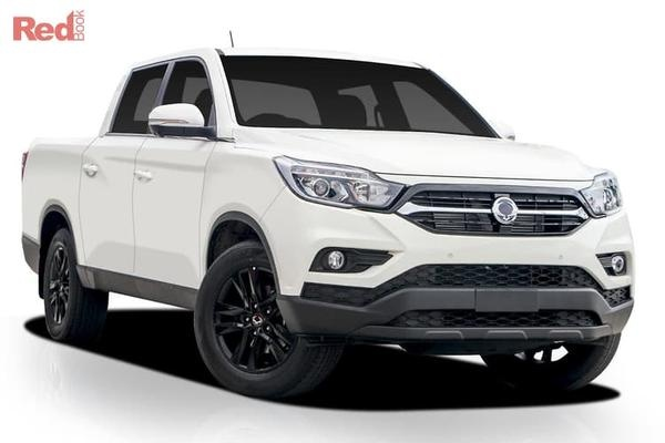 SsangYong Musso Ultimate