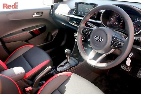Kia Picanto X-Line Picanto X-Line automatic from $18,790 drive away