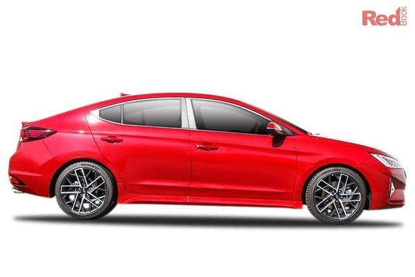 Hyundai Elantra Sport Elantra and i30 models - 7 year warranty