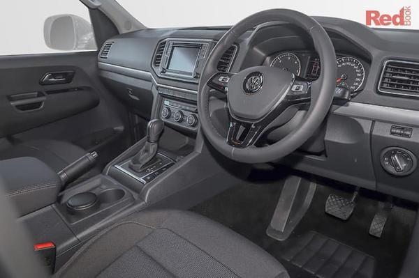 Volkswagen Amarok TDI550 Amarok V6 Highline 4x4 Dual Cab TDI550 auto from $58,990 drive away, Finance Offer available
