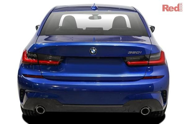 BMW 3 Series 320i 320i M Sport Sedan from $72,900 drive away with Visibility package, Finance Offer available