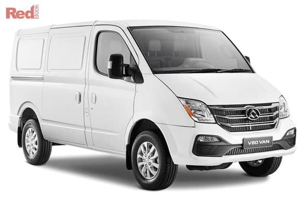 LDV V80  V80 Van Low Roof auto from $31,490 drive away (ABN Holders only)