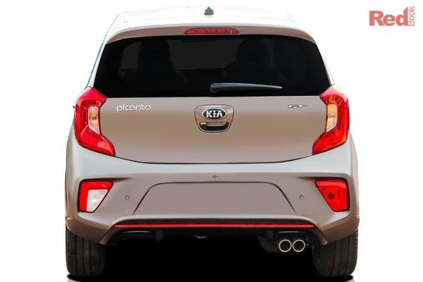 Kia Picanto GT Picanto GT manual from $18,790 drive away