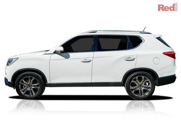 SsangYong Rexton Ultimate