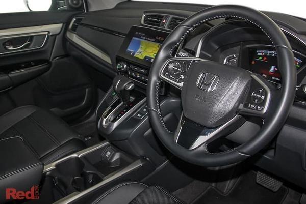 Honda CR-V VTi-LX Selected CR-V models - Free 7 Year Unlimited KM Warranty & 7 Year Premium Roadside Assist