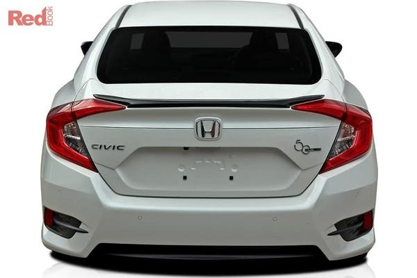 Honda Civic 50 Years Edition Civic Sedan/Hatch 50 Years Edition auto from $25,990 drive away with Free 7 Year Unlimited KM Warranty & 7 Year Premium Roadside Assist