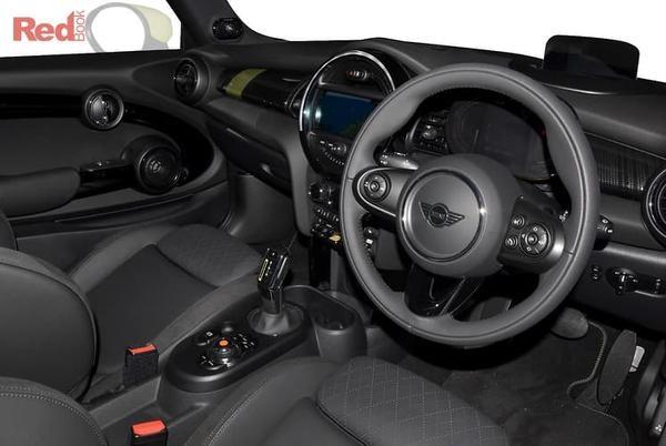 MINI Hatch Cooper SE