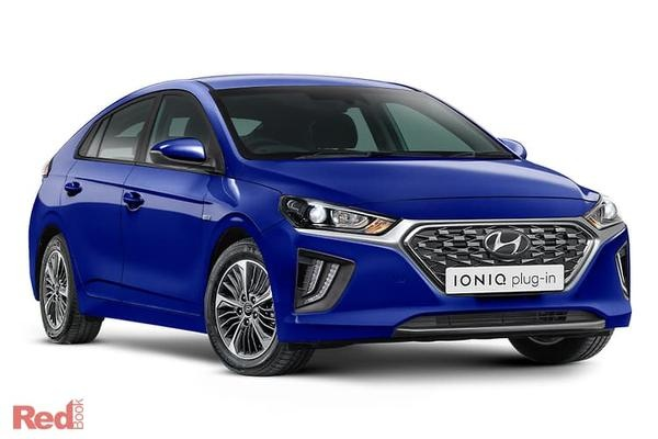 Hyundai IONIQ plug-in IONIQ models - Finance Offer available